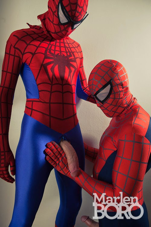 Wanna See Nude Pics Of Spider-Man Turn Off The Dark's.