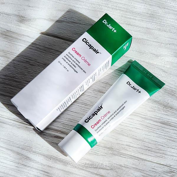 Dr.Jart+ Cicapair Cream Review
