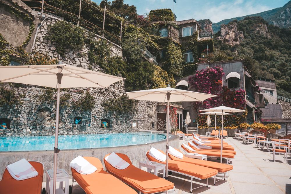 Weekday Wanderlust | Places: Il San Pietro di Positano, Italy