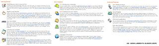Quelques fonctionnalités Blogger en 2010