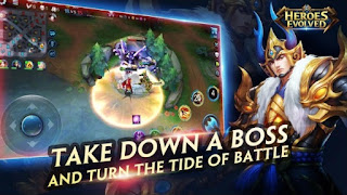 Game Heroes Evolved Apk