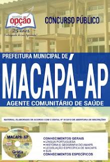 Apostila Concurso Prefeitura de Macapá 2018 PDF