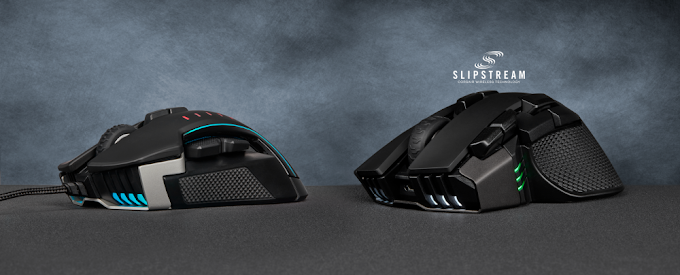 Corsair Unleashes Two New Gaming Mice, Glaive RGB Pro and Ironclaw RGB Wireless