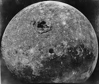 La Luna vista dalla sonda Zond 8.