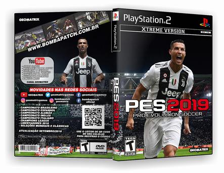 JOGO – Pes 2019 Pro Evolution Soccer – PS2