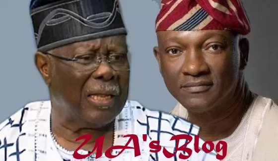 Face-off: Bode George should shut up, leave PDP – Jimi Agbaje