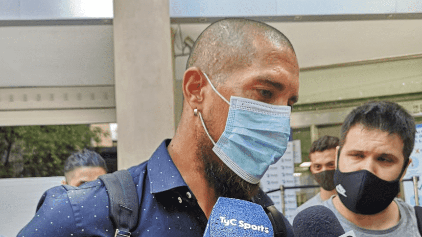 Jonatan Maidana pasó la revisión médica y firmará con River por un año