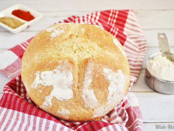 Хляб в йенска тенджера