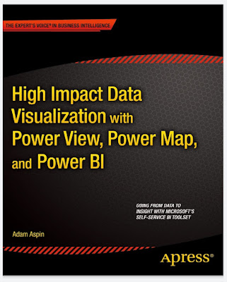 [Free ebook]High Impact Data Visualization with Power View, Power Map, and Power BI