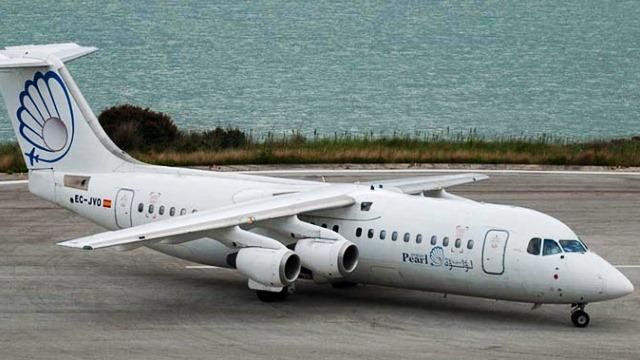 طيران لؤلؤة السورية Syrian Pearl Airlines