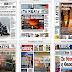 Οι ακούραστοι ήρωες της Πυροσβεστικής και ο πύρινος εφιάλτης στα πρωτοσέλιδα των εφημερίδων