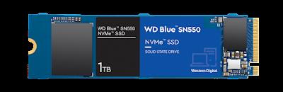 WD BLUE SN550 1TB SSD