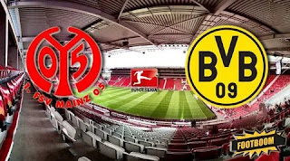 Майнц - Боруссия Дортмунд смотреть онлайн бесплатно 14 декабря 2019 прямая трансляция в 17:30 МСК.