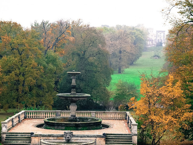 Schlosspark Sanssouci em Berlim