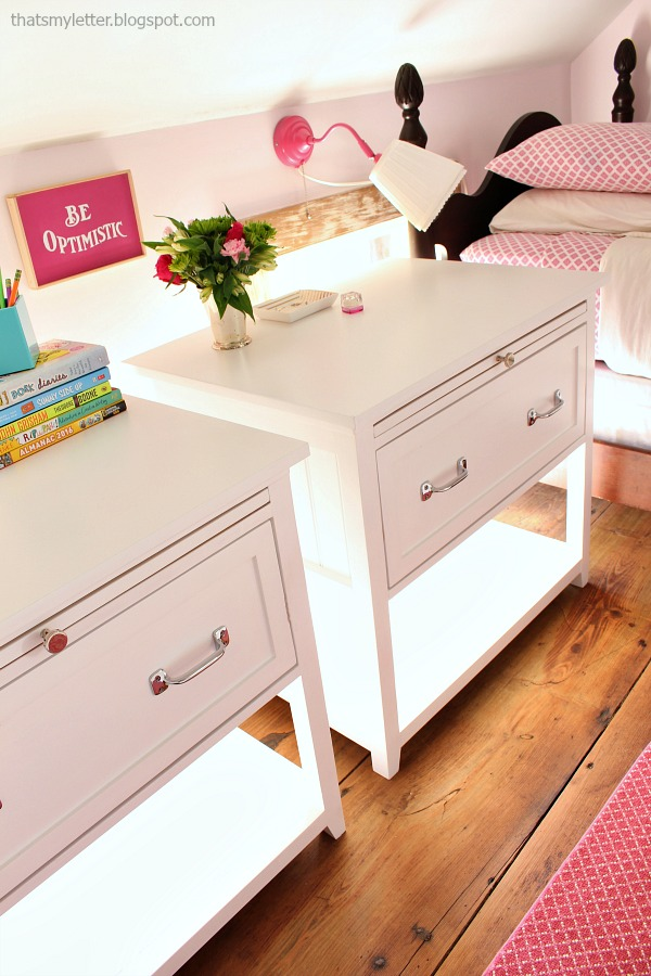 diy beadboard nightstand free plans