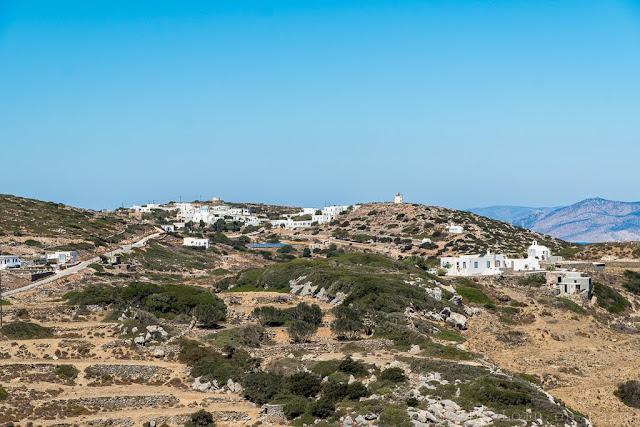 Vroutsi-Amorgos-Cyclades