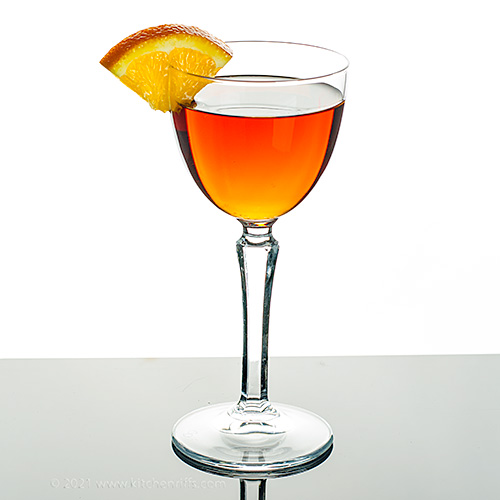 The Mother-in-Law Cocktail