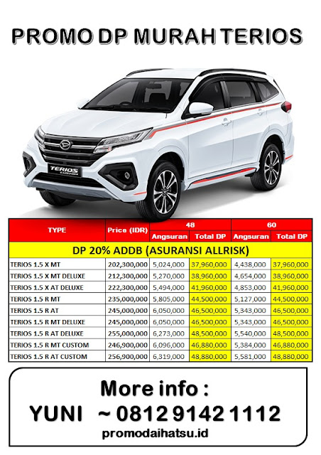 promo teris giias