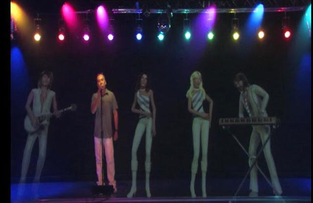 5th ABBA Member - Hologram