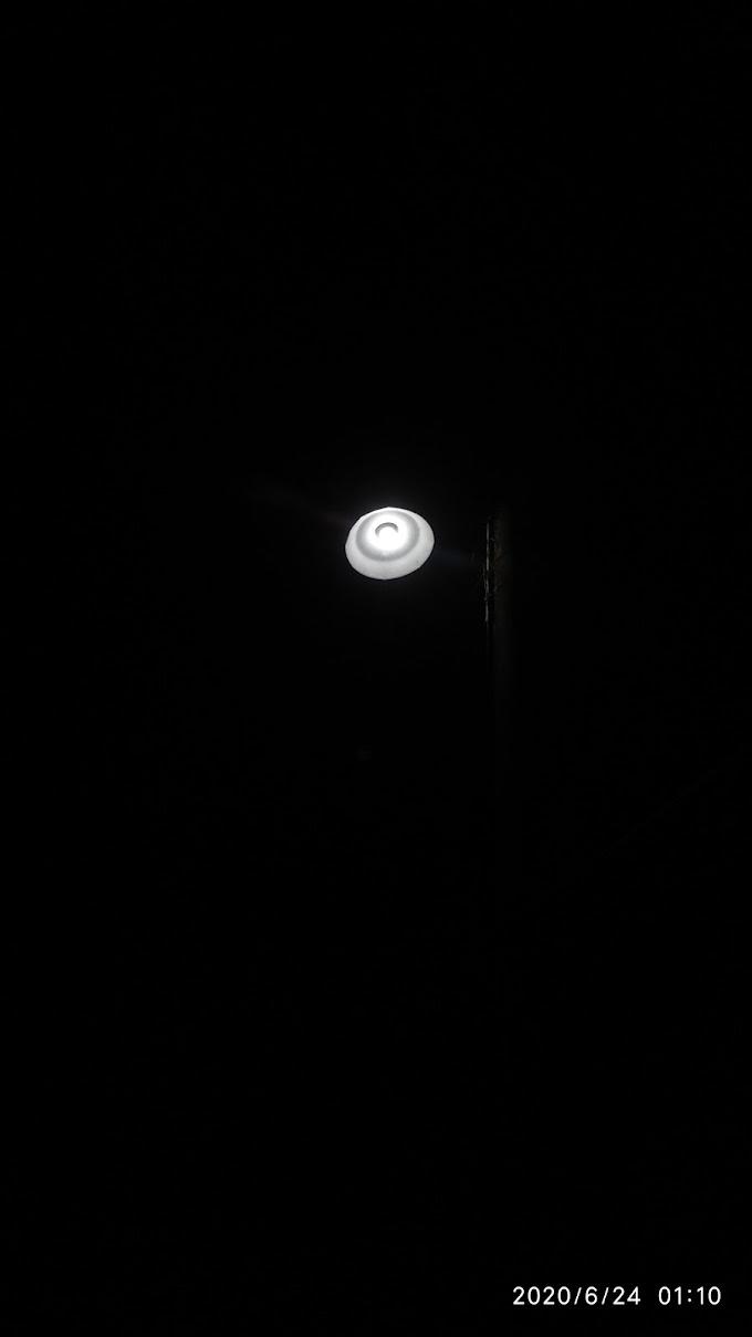Lampu Goyang