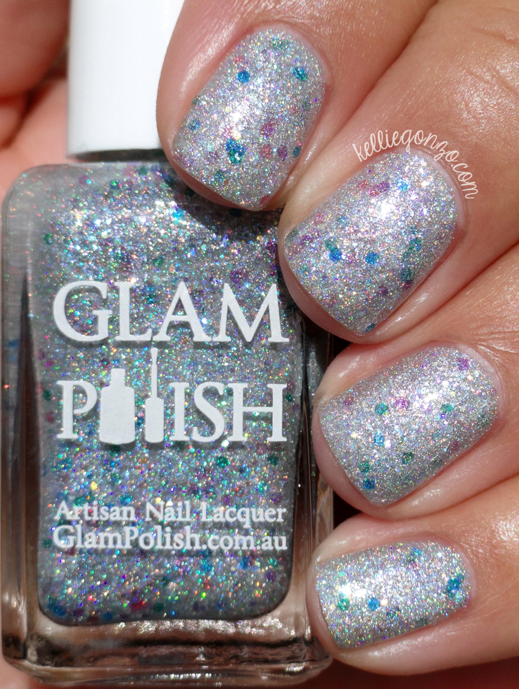 Glam Polish You're Entirely Bonkers