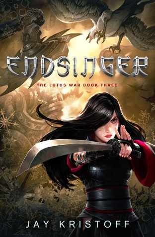 Endsinger book cover