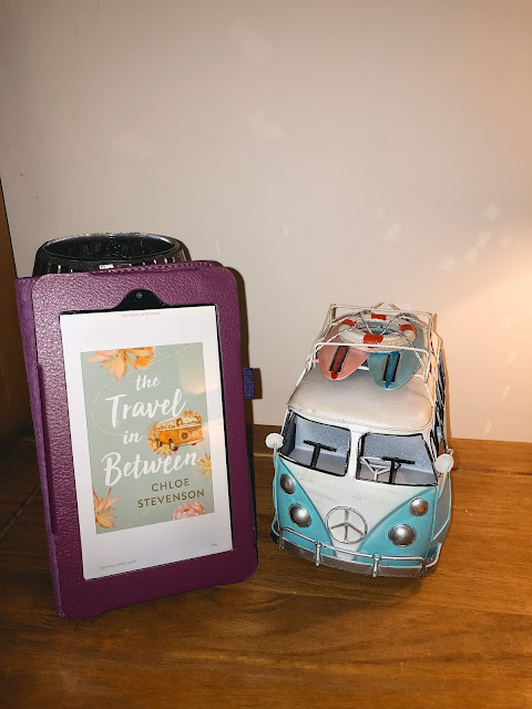 The Travel Inbetween by Chloe Stevenson book review