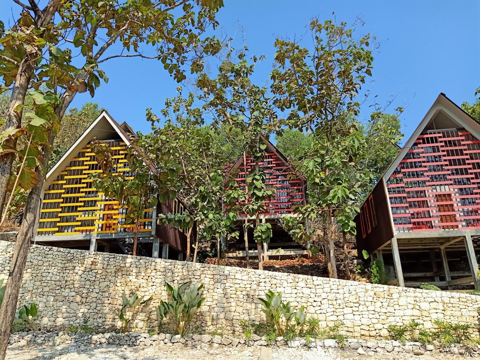 Radika Paradise,  Penginapan Modern di Kawasan Pantai Gunungkidul