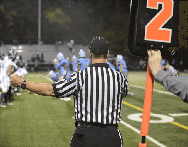 LEARN TO OFFICIATE HIGH SCHOOL FOOTBALL!