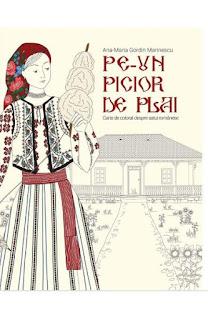 Cartea de colorat se poate cumpara online de aici