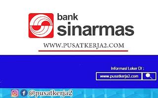 Lowongan Kerja SMA SMK D3 S1 Bank Sinarmas September 2020