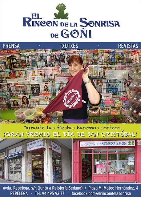 El Rincón de la Sonrisa de Goñi