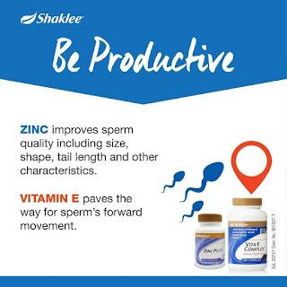 Vitamin E Untuk Manfaat Kesuburan Lelaki dan Wanita