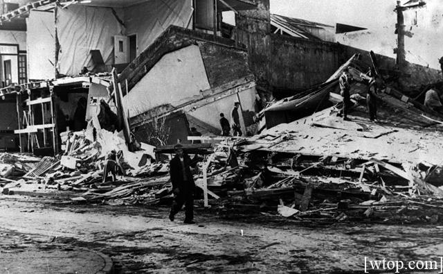 Valdivia - Chile - Los peores terremotos de la historia - Solo Nuevas