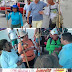 Secretário de Cultura de Limoeiro recepciona peregrinos de Santo Amaro durante sua passagem pela cidade