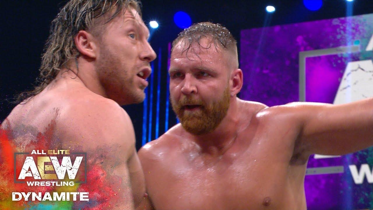 AEW anuncia quatro grandes lutas para o próximo Dynamite