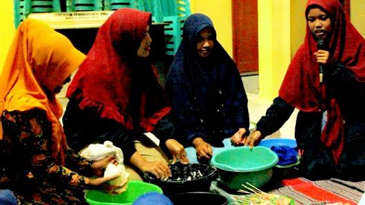Pembuatan Tepung Tapioka Berbahan Dasar Singkong