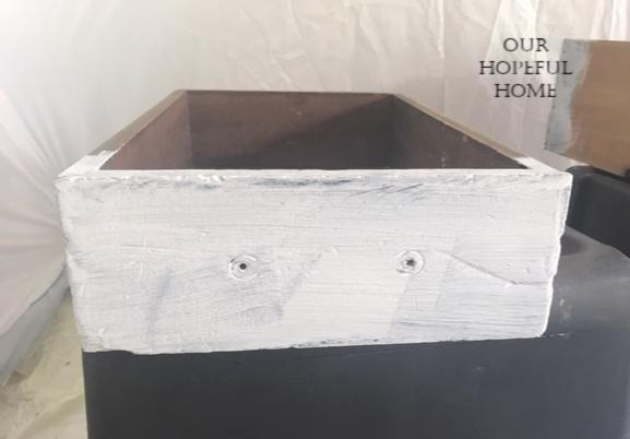 primed drawer