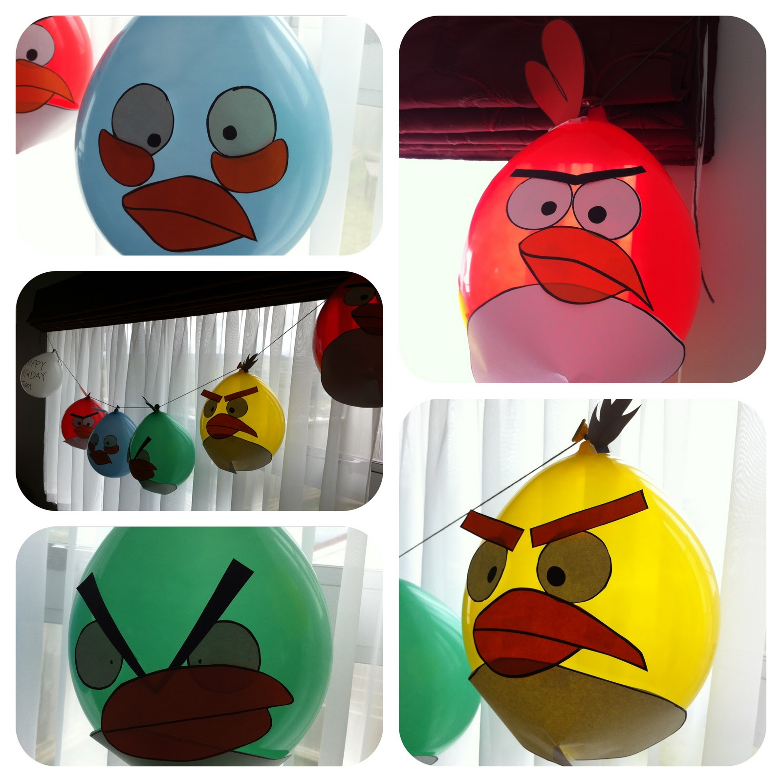 Goshorty: The Angry Birds Birthday