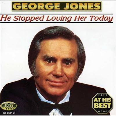 La historia detrás de  'He Stopped Loving Her Today' de George Jones.