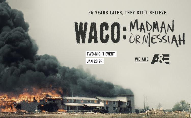 Aes Waco Madman Or Messiah Premieres January 28 Popcultureguy
