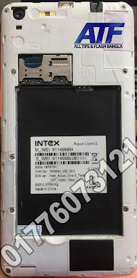 Intex Aqua Lions 5 Flash File