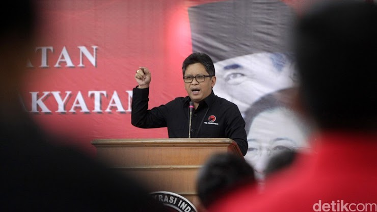 Sebut Jokowi dan PDIP Nipu Rakyat seperti PKI, Hasto akan Gugat Waketum Gerindra