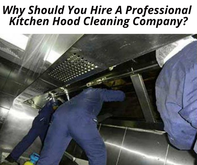 kitchen hood cleaning company