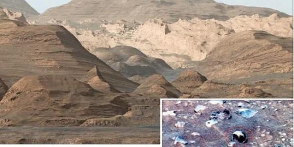 Βρέθηκαν κοχύλια (;) στον Άρη