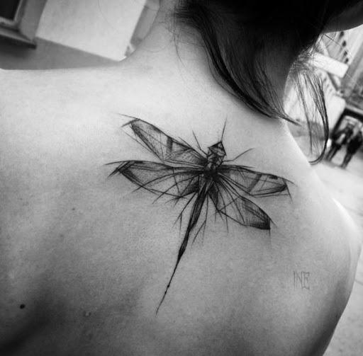 Legal essa libélula