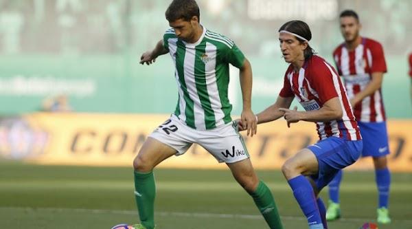 Oficial: Betis, Brasanac cedido al Leganés