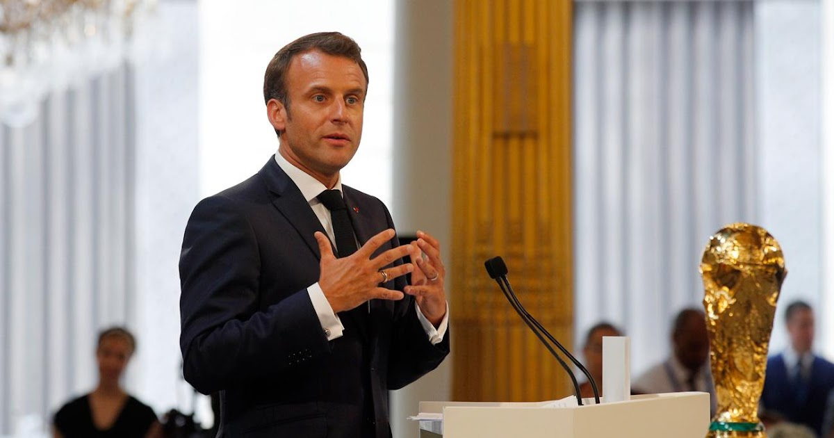 President Macron Angers Uefa Over Champions League Outburst