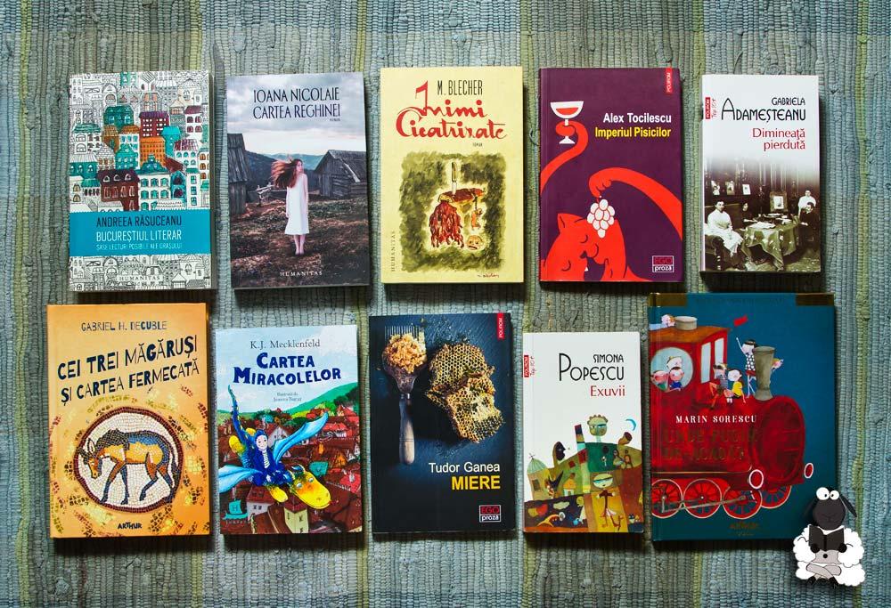 Luna literaturii mioritice autori romani