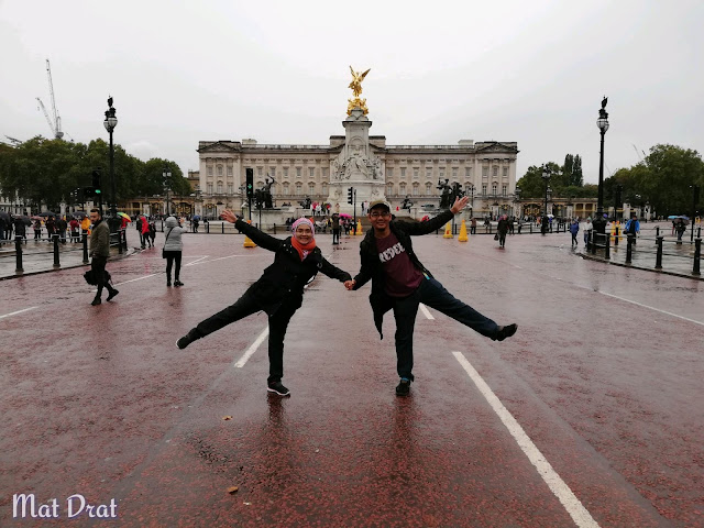 The Mall Buckingham Palace Big Ben